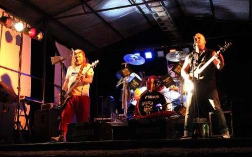 セラミックスキャンプ - コンサート