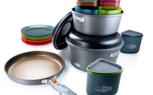 Campingové nádobí GSI