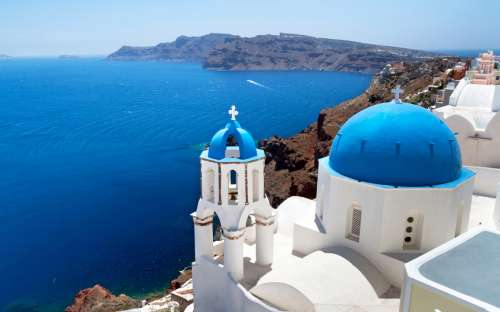 Ubytování v Řecku