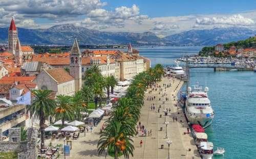 Dalmácie - Chorvatsko