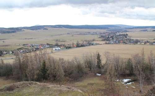 Výhled na Slezský Kočov