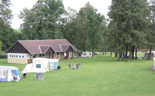 Autocamp Slunečná - camping