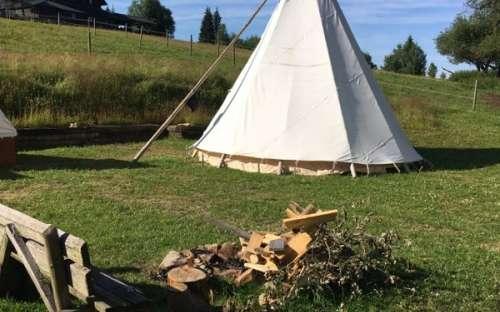 Camping U Mairutzů - Teepee