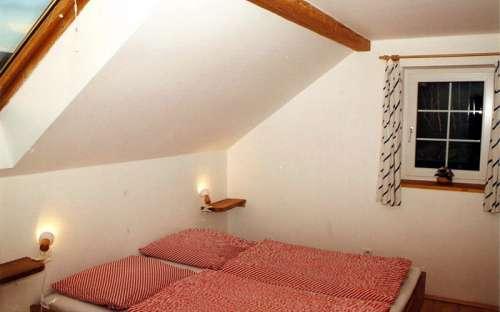 Apartmány II. - ložnice