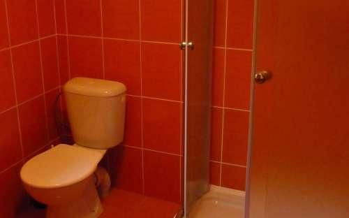 Toaleta i prysznic