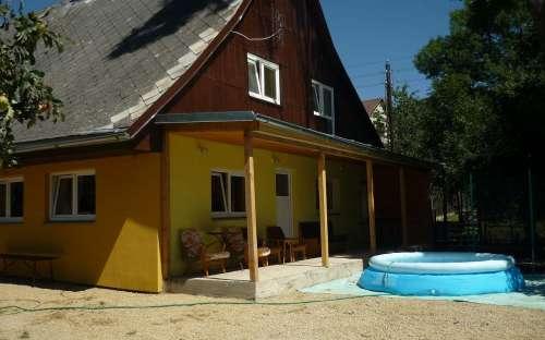 Alloggio Červená Voda, in affitto cottage Orlické hory, regione di Pardubice
