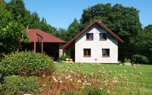 Ubytování Dolní Kladiny, levný pronájem chata na Vysočině