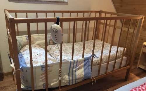 Postýlka pro miminka