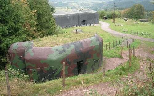 Muzeum československého opevnění - Pevnost Stachelberg