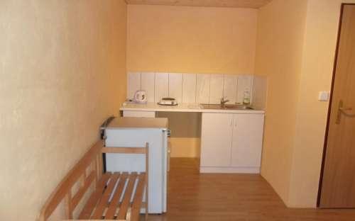 Pokoj 1 - kuchyňka