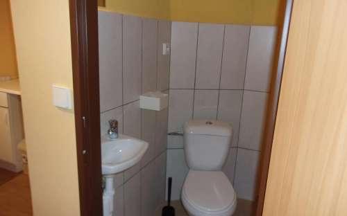 Pokoj 1 - WC
