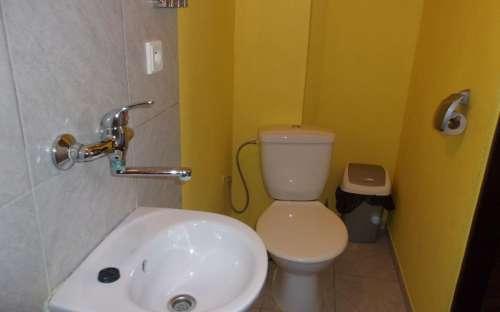 Pokoj 2 - wc