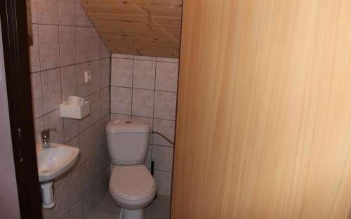Pokoj 3 - sociální zařízení