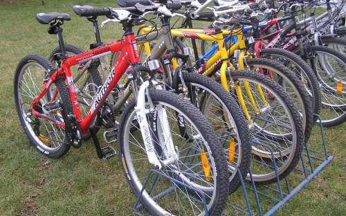 ゲスト用自転車レンタル