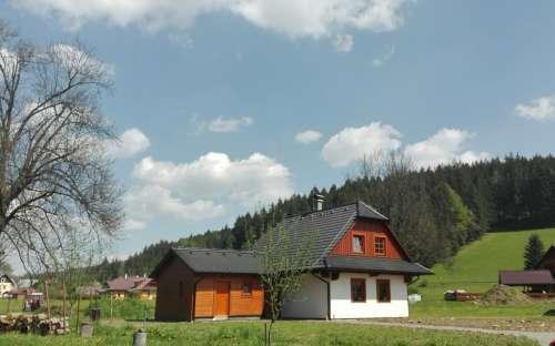 Chata Valachy Beskydy, Zlínský kraj