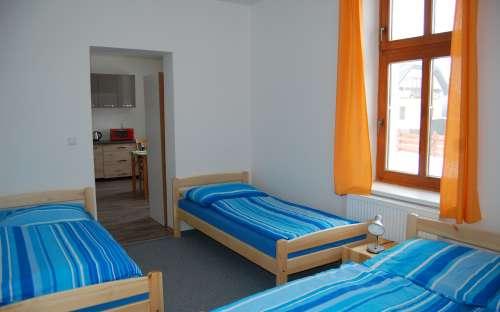 Ubytování apartmán č. 2