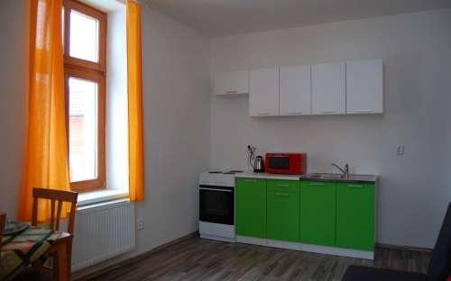 Kuchyně apartmánu č. 3