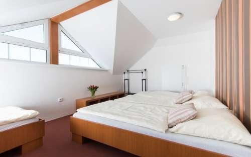 Pensjonat, Apartament 3 - Sypialnia 1