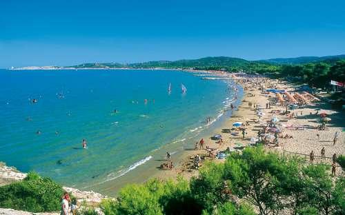 Vacances à la plage, Bungalow - Villaggio Internazionale 3, Italie