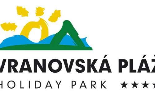 Plage du Camp Vranov - logo