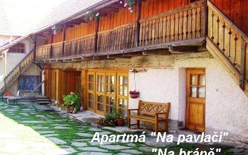 Wellness penzion Vinický dvůr - jižní Čechy, Šumava
