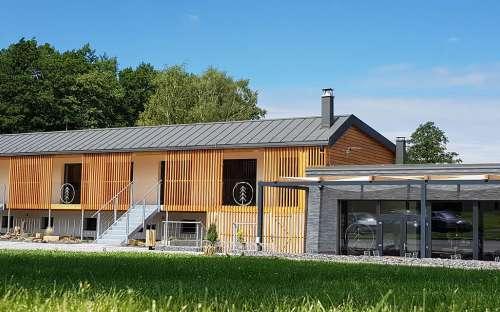 Camping i ośrodek Ydykseb - Beskidy