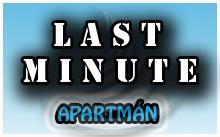 Last Minute apartmány na srpen 2016