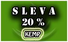 Sleva 20% - kemp jižní Čechy