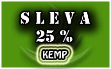 Kemp Jižní Čechy - sleva 25%