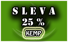 Kemp Karolina - sleva 25%