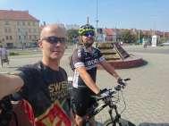 Gita in bicicletta Hracholusky