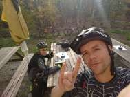 Na kole Cyklo fanatik - 42 km