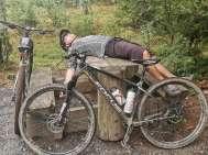 ピルゼン近くの元帥-自転車で