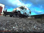 Camper Laika - cestovani s karavanem