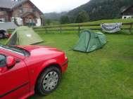 Campingplatz Gossl - recenze Rakousko