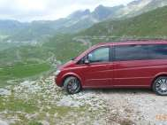 Camping - Ved levering Montenegro