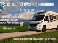 Hykro - výstava karavanů