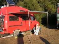 Camping i naturen - San Marino