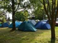 Concours de camping pour caravanes de tentes - camping Monts des Géants