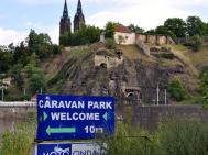 Karavan kemp Praha