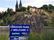 Caravana de campismo Praga