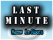 Kemp La Rocca - logo