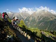 Ilustracni foto- kemp Rakousko