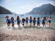 Kemp u jezera Garda - Itálie camping