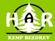 Camping Bezdrev - České Budějovice