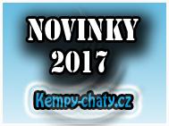 Novinky 2017 - Kempy-chaty.cz