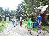 Acampamentos de verão - acampamentos na República Tcheca