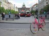 Hvor skal man cykle i Prag