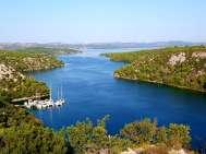 Dalmatie centrale - Croatie