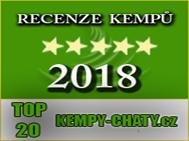 Classement 2018 - TOP 20 camps